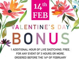 Valentine's Day Bonus