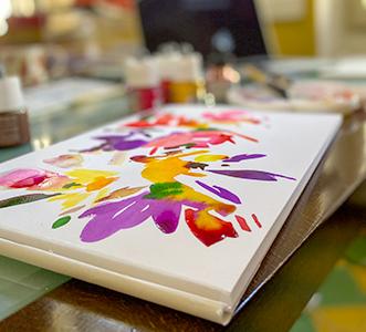 illustration florale