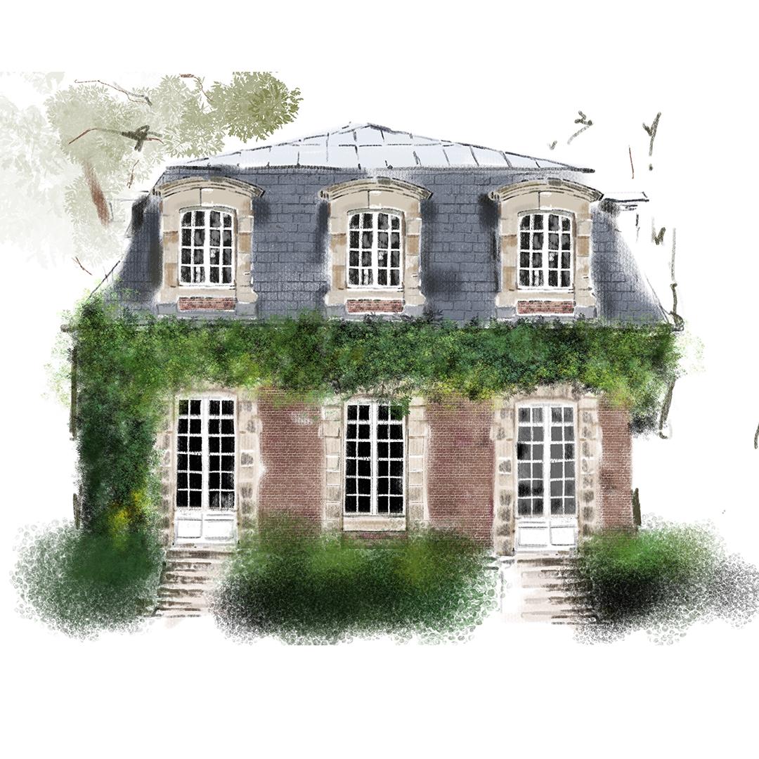portrait de votre maison